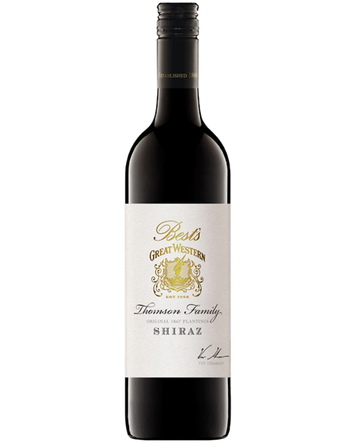 Bests Thomson Family Shiraz