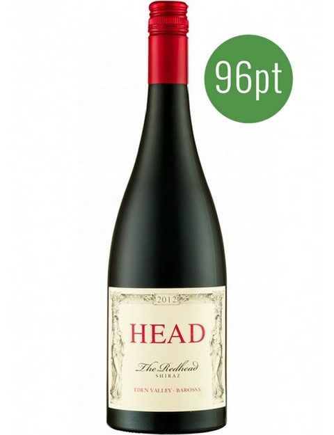 Head The Redhead Shiraz 2012