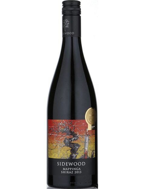 Sidewood Estate Mappinga Shiraz