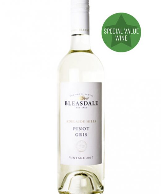Bleasdale Pinot Gris 2017