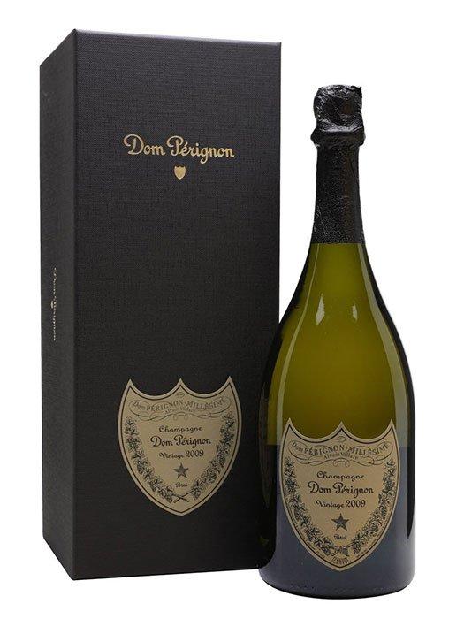 Dom Perignon 2009 Gift Boxed