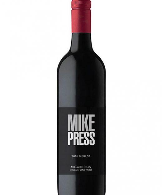 Mike Press Merlot 2016