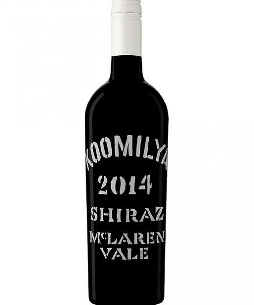 Koomilya Shiraz 2014