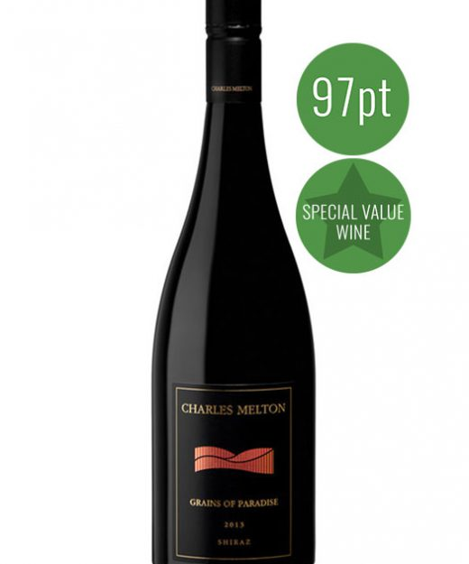 Charles Melton Grains of Paradise Shiraz 2013