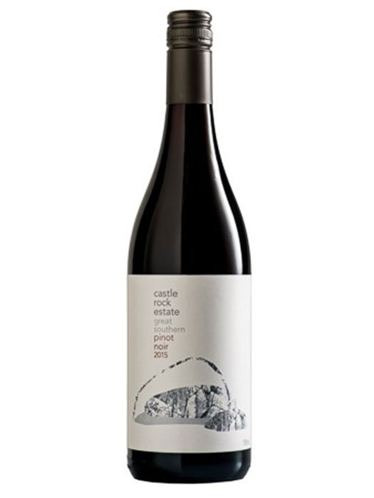 Castle Rock 2015 Great Southern Pinot Noir