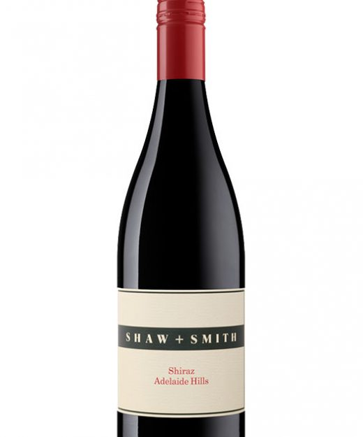 Shaw & Smith Shiraz 2015