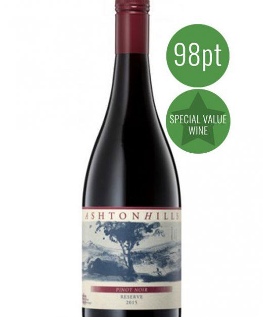 Ashton Hills Reserve Pinot Noir 2015