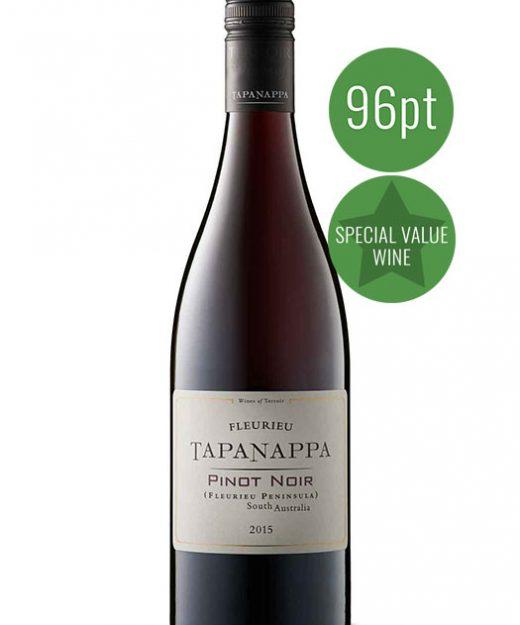Tapanappa Fleurieu Peninsula Pinot Noir 2015