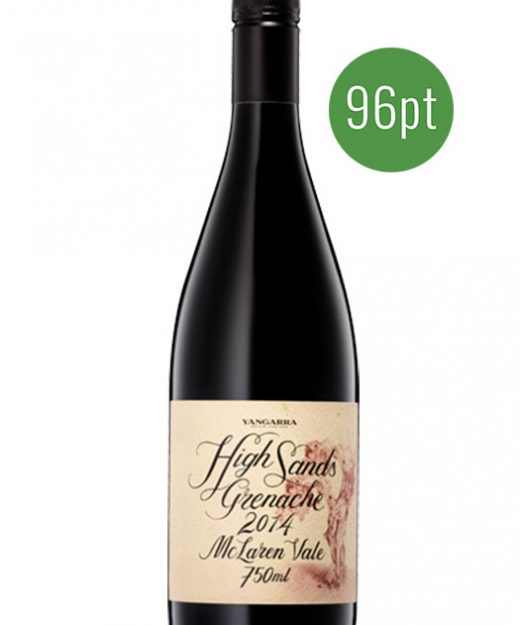 Yangarra High Sands Grenache 2014