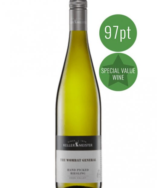 The Wombat General Riesling 2016