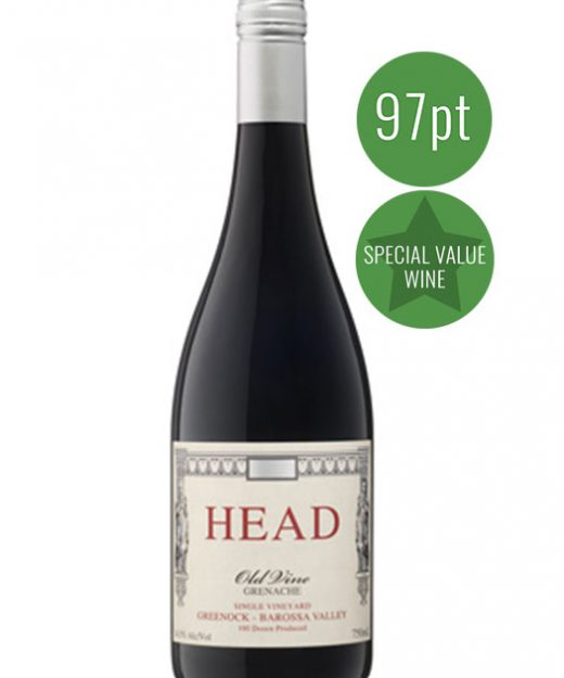 Head Old Vine Grenache 2015
