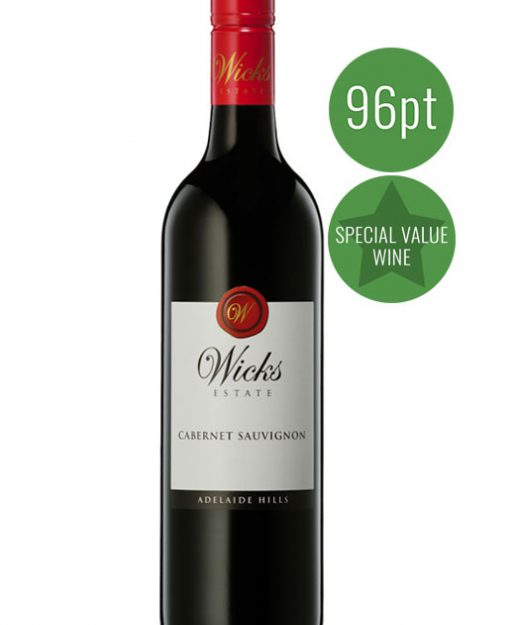 Wicks Cabernet Sauvignon 2015