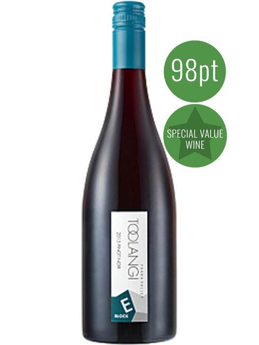 Toolangi Blocke Pinot Noir 2015