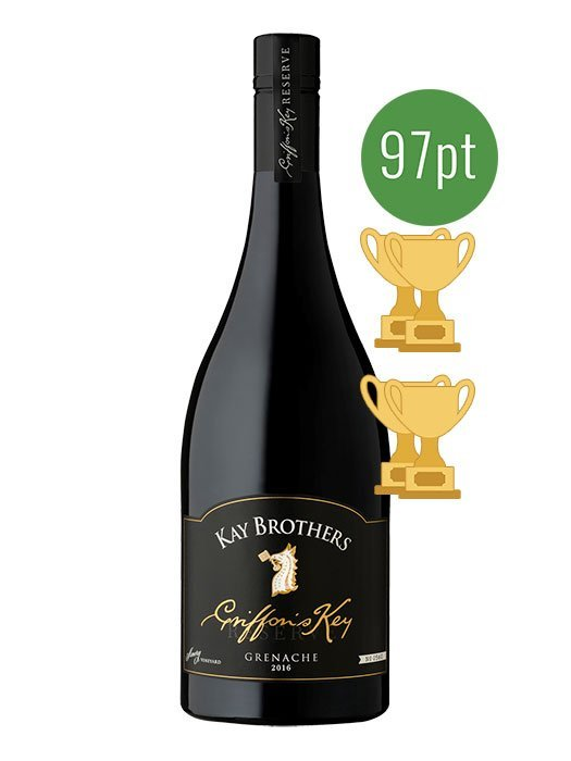 Kay Brothers Griffins Key Grenache 2016
