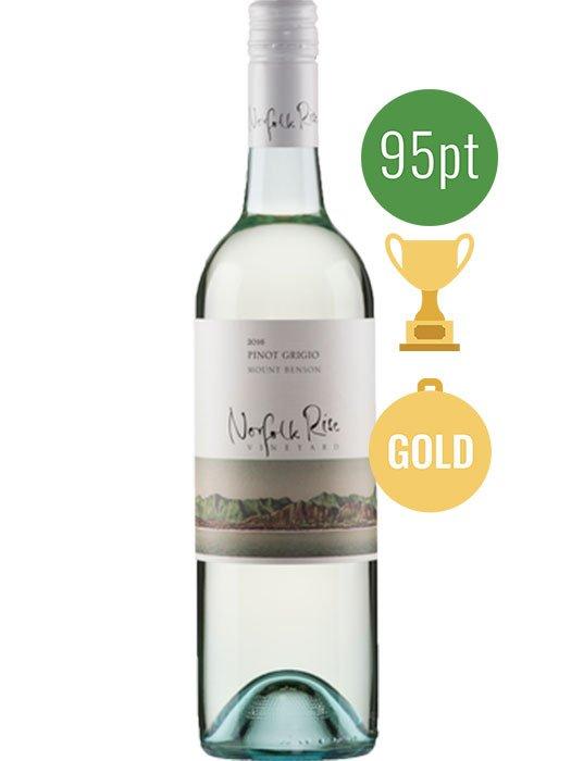 Norfolk Rise Pinot Grigio 2017