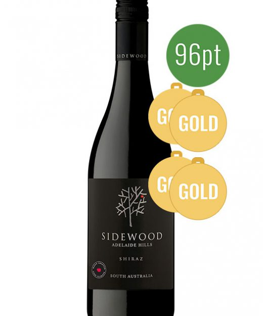 Sidewood Estate Shiraz 2015