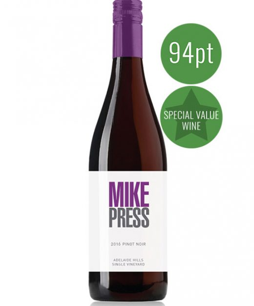 Mike Press Pinot Noir 2016