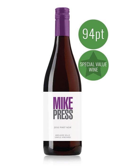 Mike Press Pinot Noir 2016