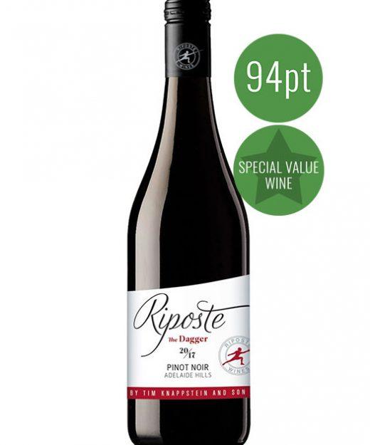 Riposte The Dagger Pinot Noir 2017