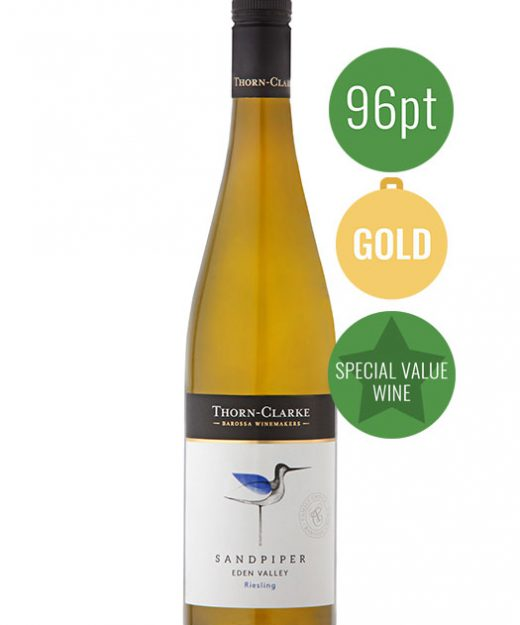 Thorn Clarke Sandpiper Riesling 2017