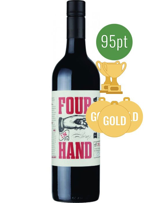 Four In Hand Shiraz 2015