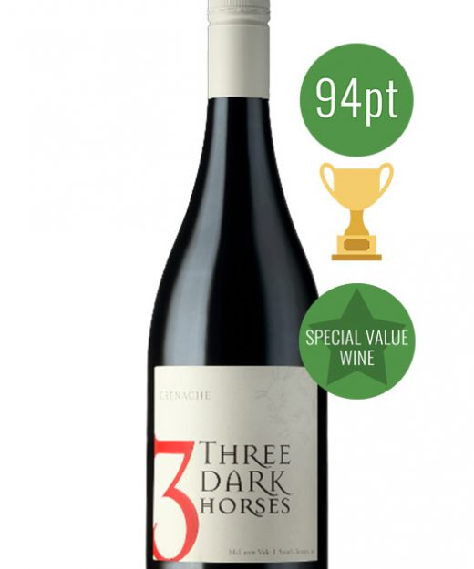Three Dark Horses Grenache 2016