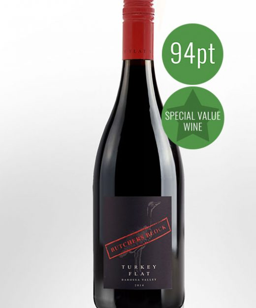 Turkey Flat Butchers Block Shiraz 2016