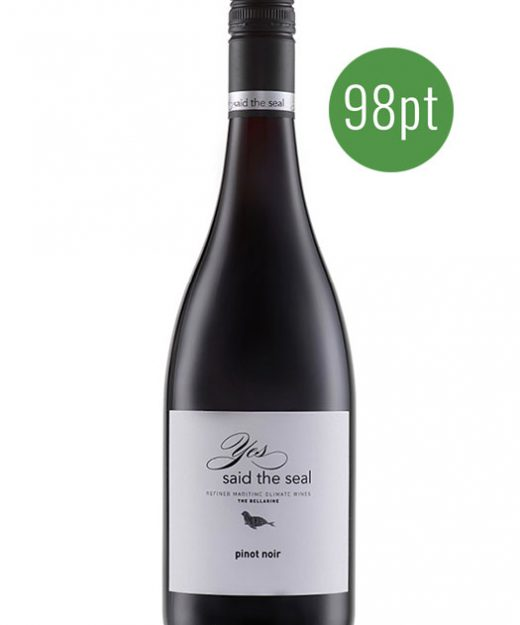 Yes Said The Seal The Bellamine Pinot Noir 2016