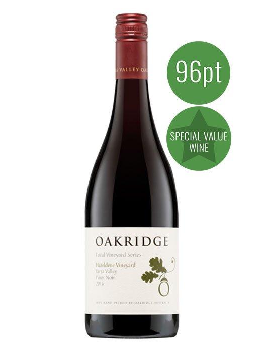 Oakridge Hazeldene Vineyard Pinot Noir 2016