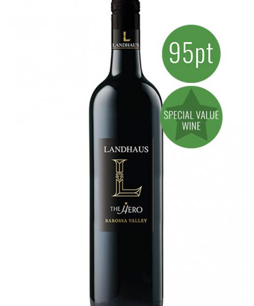 Landhaus The Hero Shiraz Mourvedre 2015