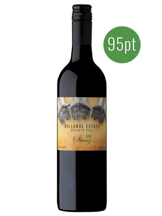 Bellevue Estate Shiraz 2016