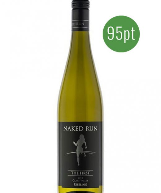 Naked Run the First Riesling 2017