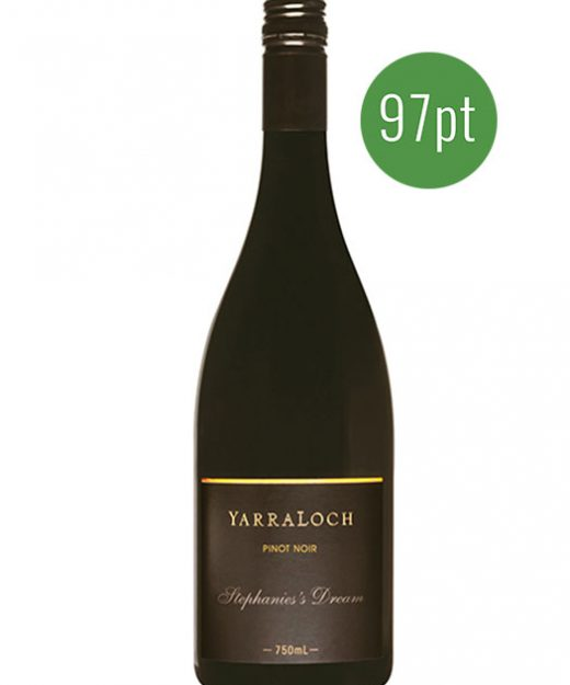 Yarraloch Estate Stephanies Dream Whole Bunch Pinot Noir 2013