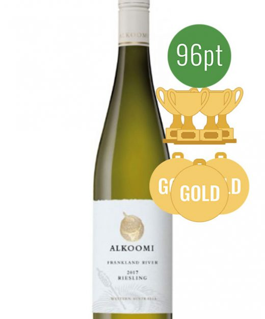 Alkoomi White Label Riesling 2017