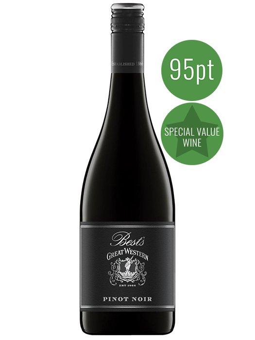 Best's Pinot Noir 2017