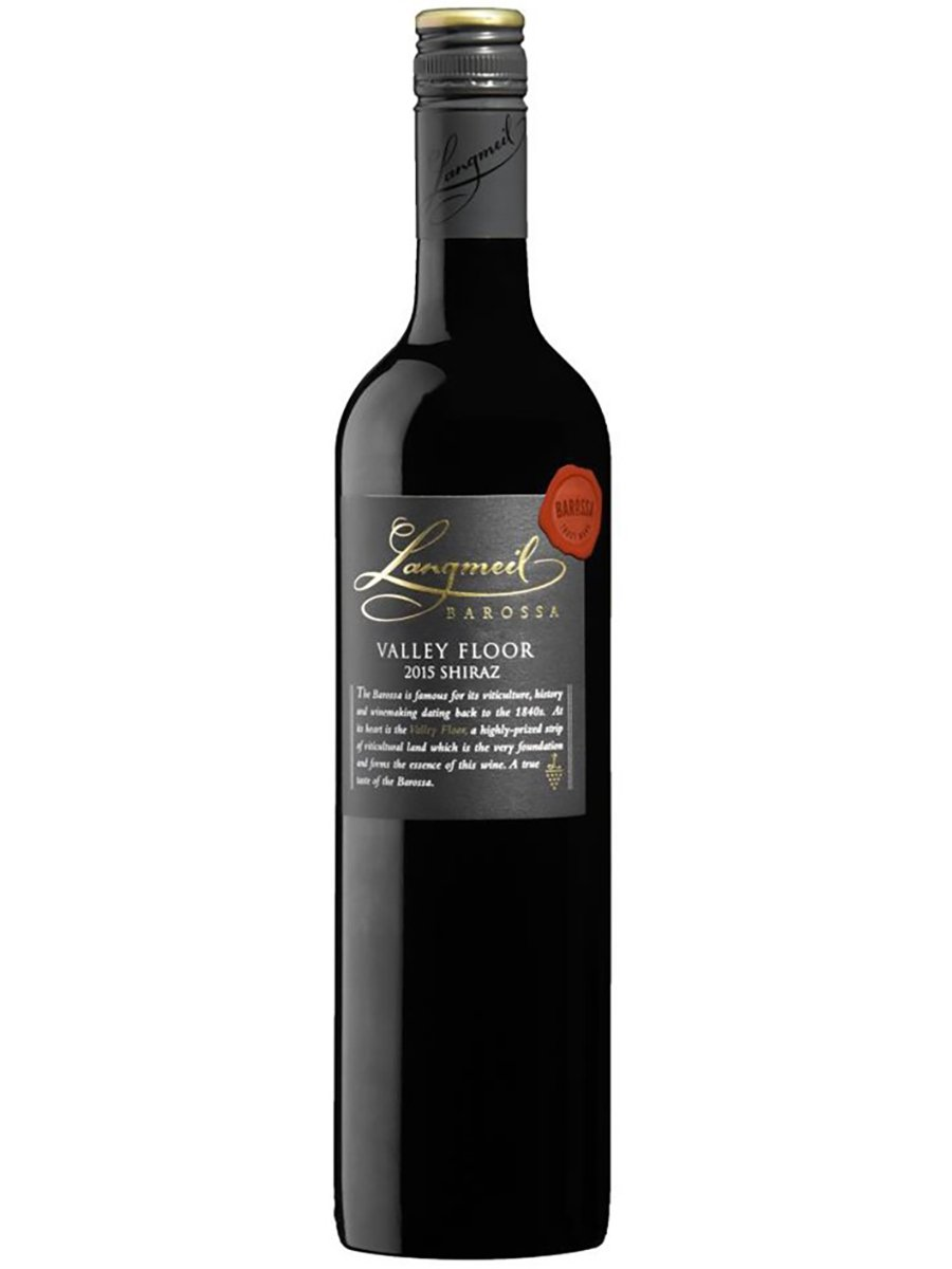 Langmeil Valley Floor Shiraz 2015