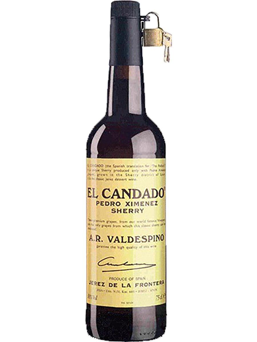 Valdespino Pedro Ximenez El Candado Sherry 750ml