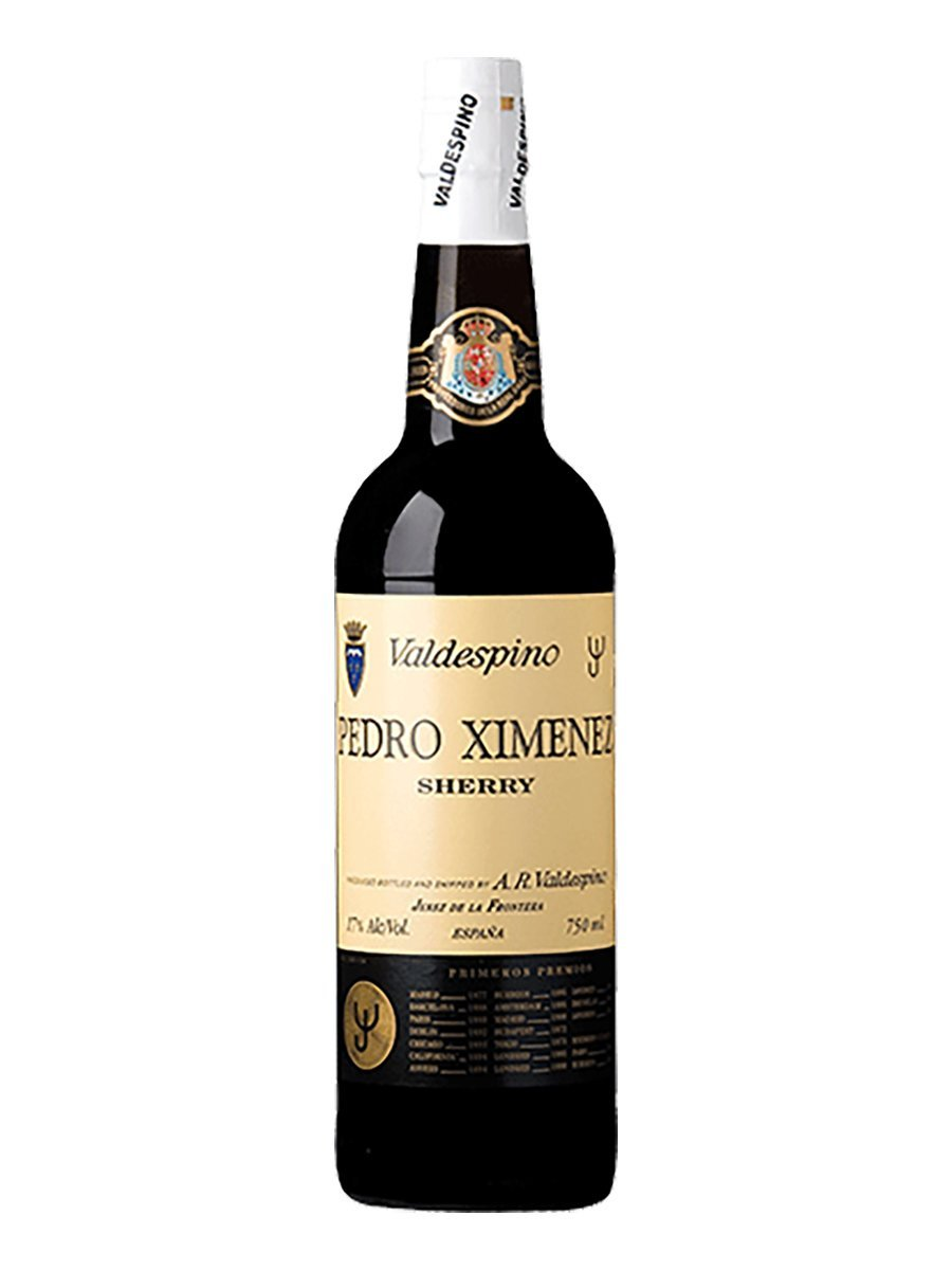 Valdespino Pedro Ximenez Yellow Label Sherry 750ml
